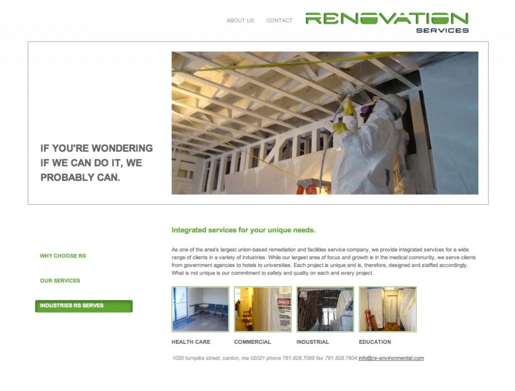 Renovation Services Pesce Creative