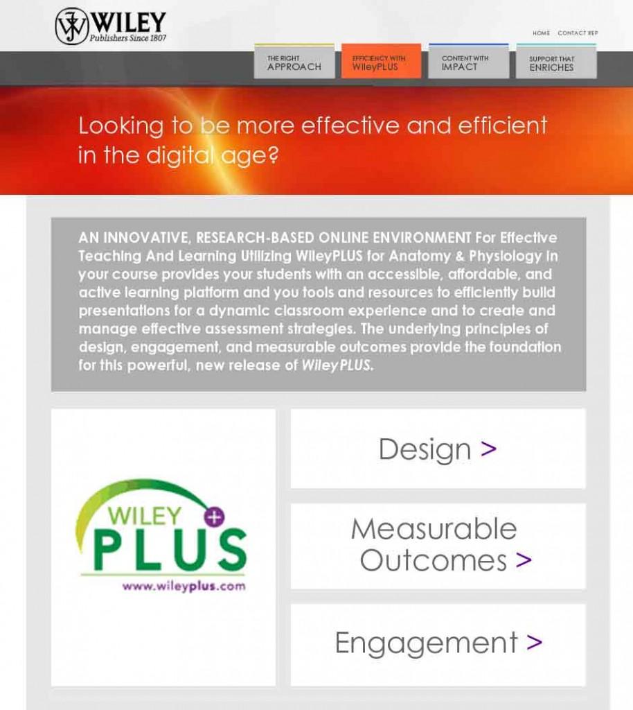 Wiley Publishing - Pesce Creative